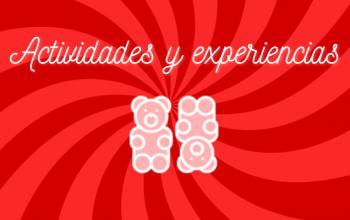 Actividades y experiencias